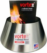 Vortex Indirect Heat For Charcoal Grills, Medium Size - For Weber Kettle 22 26