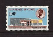 Congo 1963 President Youlou/air Mnh Mint Stamp