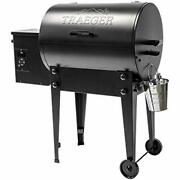 Grills Tailgater 20 Portable Wood Pellet Grill And Smoker Black