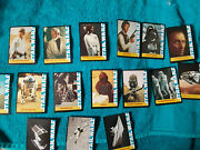 1977 Star Wars Wonder Bread Cards Complete Set 16 Cards Great Condition