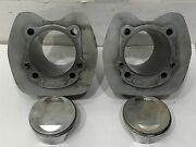 Harley-davidson Twin Cam Screamin Eagle 3-7/8 Cylinders And Pistons 22940-00a