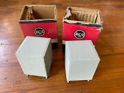 Rca Transformers Pair For Tube Microphone Preamp Input/output Western Electric