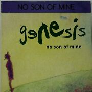 No Son Of Mine Phil Collins Tony Banks Mike Rutherford Genesis Collectable 1991