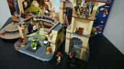 Lego Star Wars 9516 Jabba's Palace No Figures From Japan Import Used