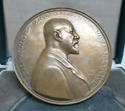 Old 1917 Medal With Box - Oil And Refineries In Romania - Manager R. Raeymaeckers
