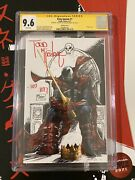 King Spawn 1 I 1250 And 150 Including The 7 Other Variants. Cgc Coa