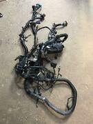 2008 Ford F250 Super Duty 6.4 Diesel Engine Bay Wire Harness With Fuse Box 08