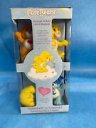 Babyboom Vintage 2002 Care Bears Baby Musical Mobile New Sealed Box Super Cute