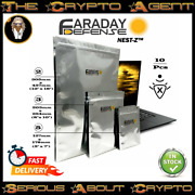 Faraday Cage Nest Z - Emp Bags - 7.0mil Heavy Duty - 10pc Kit - Tested