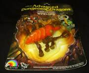 Cave Fisher Advanced Dungeons And Dragons Wind-up Power Creature Ljn Moc Adandd Rare