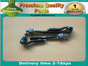 4 Inner And Outer Tie Rod End For Bmw E60 525xi 528xi 530xi 535xi 05-10