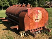 Guaranteed Original Vintage Fuel Delivery Tanker For Truck Gas Pump Station Oil