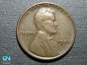 1924 D Lincoln Cent Wheat Penny -- Make Us An Offer K7318
