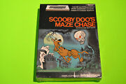 New Scooby Dooand039s Maze Chase 1983 Mattel Intellivision Ecs Computer Game