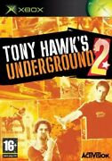 Xbox - Tony Hawk's Underground 2 Clean Scratch Free Game Disc Only