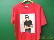 Supreme Lou Reed T-shirt Red Size L