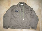 Vintage East German Military Armor Tanker Fld Combat Camouflage Uniform Small G