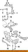 Toyota Oem 93-96 Supra Front-lower Control Arm 4806914080