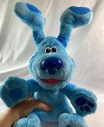 Blues Clues And You Peek-a-blue Plush Toy - Blue Barks And Plays Peek-a-boo 2020