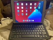 Ipad 8th Generation With Bluetooth Keyboard Case And Logitech Pencil Bundle