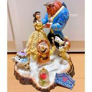 Beauty And The Beast Enesco Disney Traditions Showcase From Japan No.1520