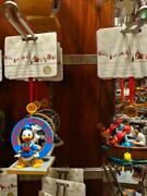 Disney Resort Limited Christmas Ornaments Set Of From Japan No.2143