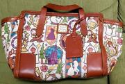 Dooney Bourke Super Beauty And The Beast Disney Free Shipping No.4500