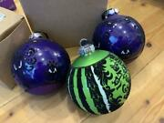 Haunted Mansion Christmas Ornament Large Set Interior From Japan No.6759