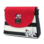 Loungefly Lounge Fly 101 Dogs Shoulder Bag Curuela Free Shipping No.7701