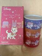 Tupperware Disney Toppers Canister Ss Gift Marie From Japan No.1115