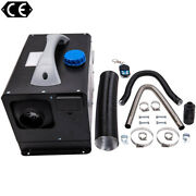 8kw 12v Diesel Air Heater Lcd Remote Control Chauffage For Bateau Camion Yacht.