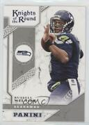 2017 Panini Knights Of The Round Russell Wilson Kr-rw
