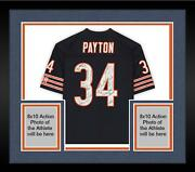 Frmd 1985 Chicago Bears Team-signed Signed Navy Mandn Rep Jersey - 28 Signatures