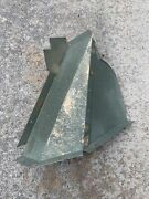 Land Rover Series 2 2a Lhd Filler Fuel Pipe Tub Cover Usable Genuine Nada