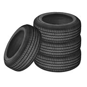4 X New Continental Crosscontact Lx 215/65/16 98h Touring All-season Tire