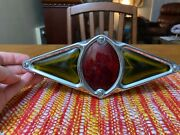 Antique Very Rare Motorcycle Tail Light 1930-1940and039s