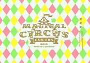 """Exo-cbx """"magical Circus"""" 2019 -special Edition- 2 Dvds + Stickers New Jp F/s"""