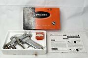 Devilbiss Mbc-510 Paint / Coatings Spray Gun In Box With Instructions