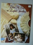 Ellen Mccarn On English Smocking Dated 1986 32 Pages Stitches Designs Plates