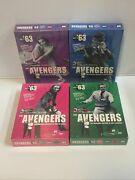 The Avengers - 63 '63 Collection Set 1-4 Patrick Macnee New Saeled