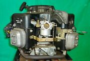 Bands Vanguard 16hp V-twin Vertical Propane Engine. Electric And Recoil Starter
