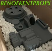 Full Sized Proton Pack Kit With Full Metal Parts/ Spacers/alice Frame/no Wand