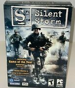 S2 Silent Storm Small Box Brand Turn Based World War New Sealed