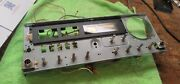 Front Panel W/ Controls For Cb Radio Galaxy Dx 2517