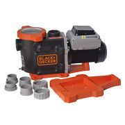 Black And Decker 1.5hp Energy Star Variable Speed In Ground Swimming Pool Pump