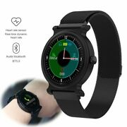 Chic Touch Screen Smart Watch Fitness Activity Tracker Call Reminder For Samsung