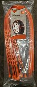 Brand New You Get 2 Package Auto Drive Winter Tire Straps Emergency Traction Aid