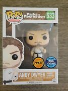Andy Dwyer Johnny Karate Chase- Funko Flagship Exclusive Mint Conditionandnbsp