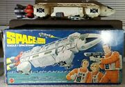 Vintage 1976 Space 1999 Eagle 1 Spaceship Toy Complete Playset-stun Guns And Box🚀