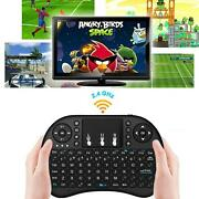 New 20pcs Mini I8 2.4g Wireless Keyboard Touchpad Mouse For Smart Tv Laptop Pc